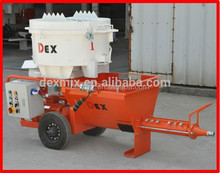 Professional Automatic N9 Mortar Mixer and Cement Mortar Spraying Machine