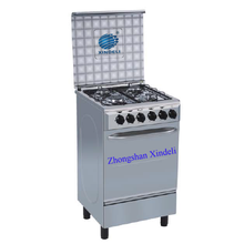 2015 hot sale high quality 4 gas burners gas burner, 50cm gas cooking range, 50cm FFD safety device cooking range, 50cm Iron pan