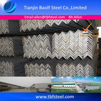 China 3,000MTS High Quality Ready Stock Steel Angle Iron