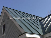 26gague Color trapezoidal roofing sheet /29 Gauge Plain Galvanized roof sheet/metal roof tile/Tough Rib