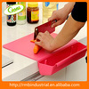 New Kitchen Folding Pliable with Storage Cutting Board