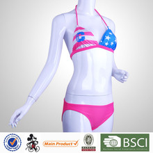mujeres en bikini transparentes swimwear girl