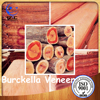 Natural Burckella Veneer Bedroom Furniture