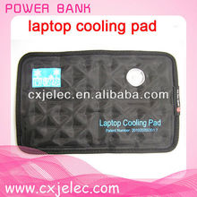 "10"" inches reusable cooling gel pad/laptop water cooling pad"