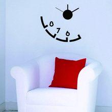 Top level latest trend style originality 3d modern clock