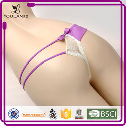 Unique new design factory direct sell women in sexy thongs pics