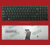 For Lenovo G570 G575 Laptop Keyboard US Black