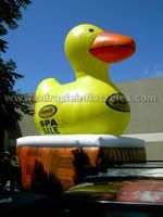 Cheap duck inflatable advertising balloon C3010