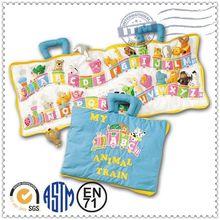 Most Popular Cheap Great Quality Plush alphabet soft toy