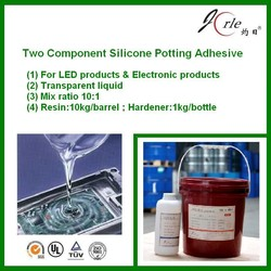two component potting glue for electronic products