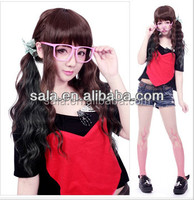 Wholesale Cheap Party Cosplay Wigs Synthetic Wig The Kanekalon Hair Wig Hot Selling