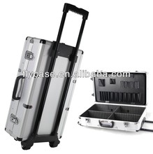 professional tool box flight case,aluminum case with trolley