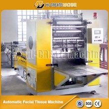 New Condition HC-5L Box Drawing Facial Tissue Paper Making Machine