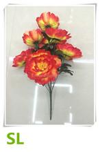 Artificial flower garden flowers
