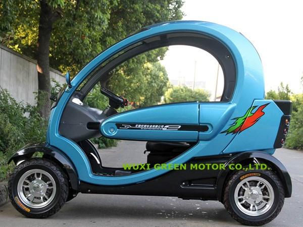petite voiture lectrique voiture de golf vert puissance voiture intelligente voiture neuve id. Black Bedroom Furniture Sets. Home Design Ideas