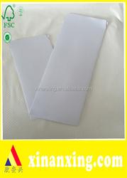 29*19.3 cm Handmade Printing Kraft Cardboard Brown with Green LOGO Envelopes