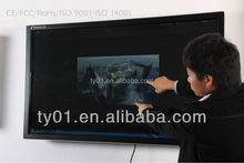 For business/education smart board LCD touch monitor Good touch screen PC