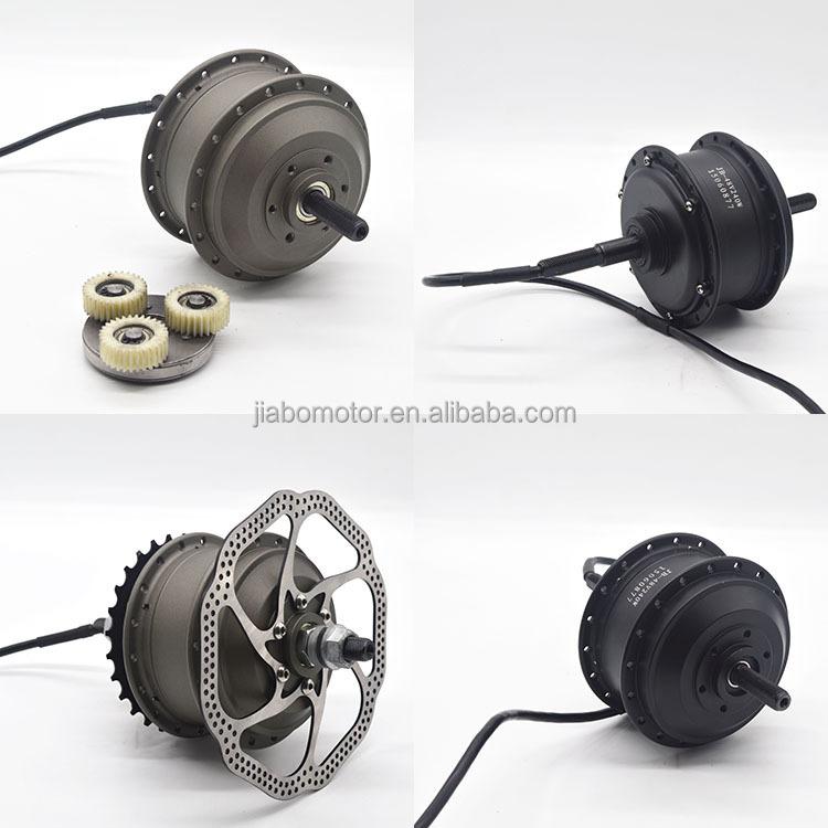 Jiabo jb-75a 36v 250w elektrischen radnabenmotor klein