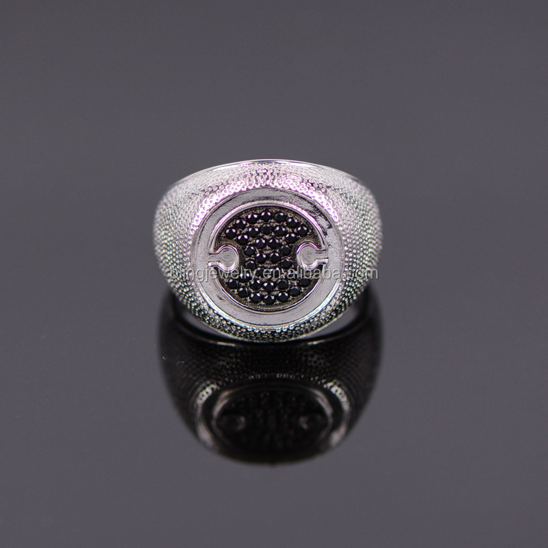 high quality plated 925 silver s gemstone rings hip