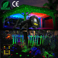 Night star Landscape Christmas lights all Festivals rgb laser light Projector for Xmas outdoor laser lights