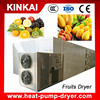 No pullution and highly effective fruit drying machine/vegetable dryer