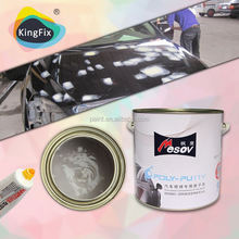 easy operation applied directly applied in single application unsaturated polyester resin putty