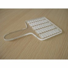 Manual Capsule Counter Counting Board Capsule Filler Vary Size Holes