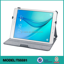 Hot pressing OEM/ODM tablet leather case for Samsung Galaxy Tab A 9.7
