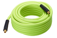 "Flexible air hose, 3/8"" air hose with brass fittings"