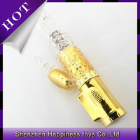 China Suppliers Sex Animal Women Toys Golden Big Rabbit Ears Vibrator For Women