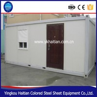 Shipping prefab modular container house easy to designs and install,container house for sale