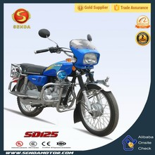New CG125 125CC Automatic Motorcycle Street Bike For Sale From China SD125