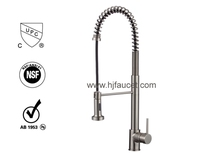 Spring Pull out Sink Faucet with cUPC