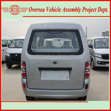 new condition mini van 6 cylinder plus 2 with gasoline engine (KD kits available)