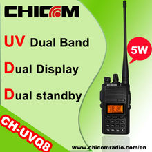 Chicom ch-uvq8 baratos dualband ham radio