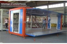 Container Material and Hotel,House,Kiosk,Booth,Office,Shop,Warehouse,Workshop,Plant Use mobile container bar