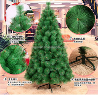 Common pvc artificial christmas tree best sale Home Decoration snowing Christmas trees
