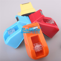 China Factory direct sale office stationery product plastic unique desktop tape cutter dispenser T20051