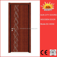 China supplier asian vented bedroom door SC-W056