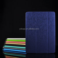 Top quality latest couple pu leather case for ipad