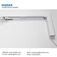 Motorized Drape System, motorized drapery track, electric drape