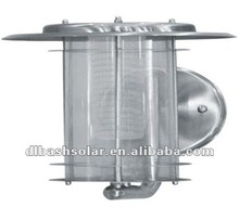 best-selling solar stainless steel outdoor wall lamp