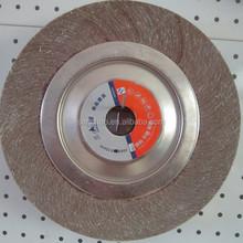lowcost diamond grinding wheel/ flap polishing flap wheel