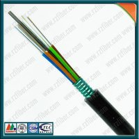 GYTS Outdoor Stranded Loose Tube G652D Duct U/G Optical Fibre Cable