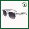 White&black Dot Promo sunglasses wayfarer Sunglasses Promotional sunglaases