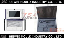 Custom laptop shell plastic injection mold from china direct sale