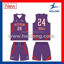uv 50 protection basketball jersey sets