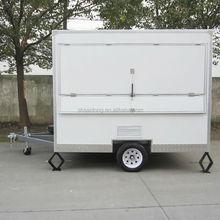 food service kiosk Food trucks for sale in china camp trailer food trailer