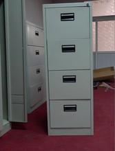 modern 4 drawer office steel filing cabinet pedestal