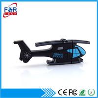 Custom Airplane USB Flash Drive for Promotion